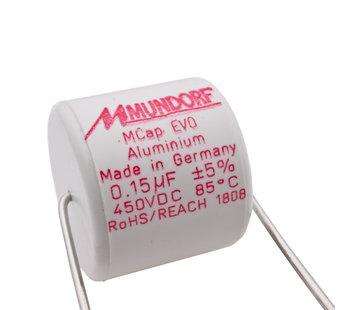 Mundorf ME-0,15T5.450 | 0,15 µF | 5% | 450 V
