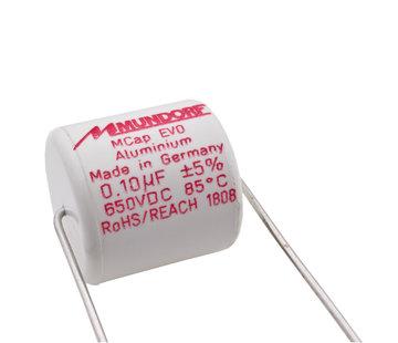 Mundorf ME-0,10T5.650 | 0,10 µF | 5% | 650 V