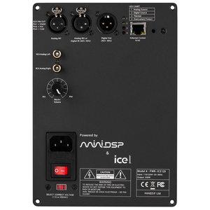 miniDSP PWR-ICE125 2 x 125 Watt DSP ICEpower Plate Amplifier