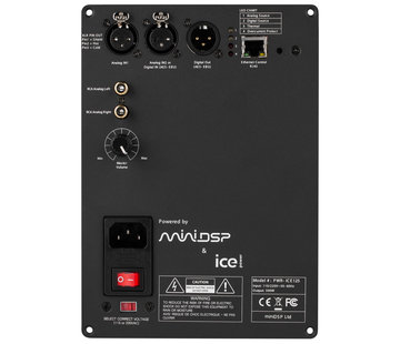 miniDSP PWR-ICE125 ICEpower Plate Amplifier