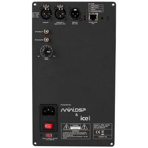 miniDSP PWR-ICE250 2 x 250 Watt DSP ICEpower Plate Amplifier