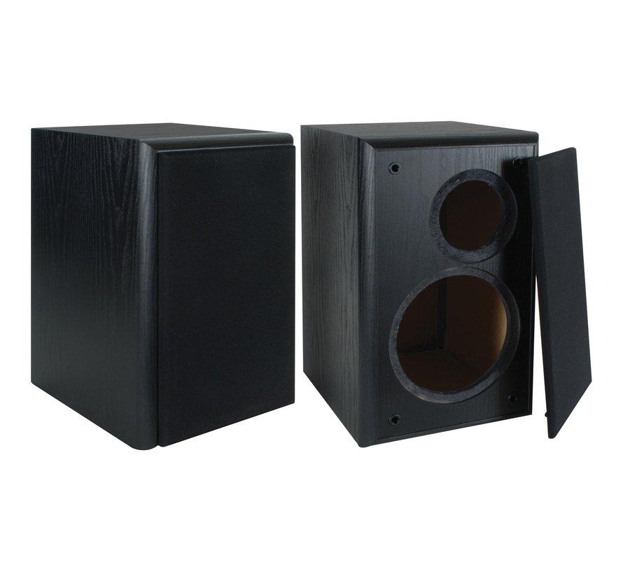"BR-1CAB BR-1 6-1/2"" 2-Way Speaker Cabinet Pair"