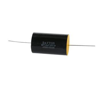 Dayton Audio DMPC-40 | 40 µF | 5% | 250 V