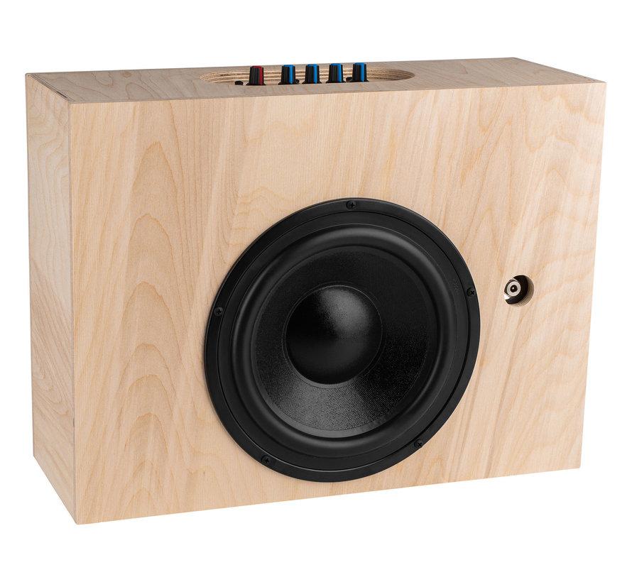 Blast Box 200 Watt Portable Bluetooth Speaker Kit