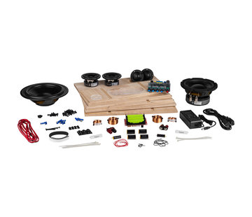 Blast Box | DIY Kit | Components and Cabinet