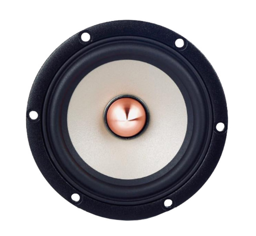 """Excel W12CY/001 - E0021-08S 4.5"""" Magnesium Cone Woofer"""
