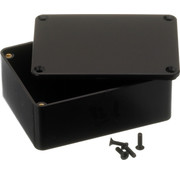 Monacor PUG-6 ABS Plastic Case | 100 x 41 x 76 mm