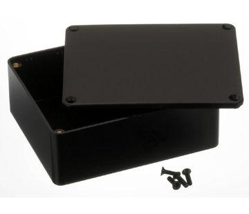 Monacor PUG-7 ABS Plastic Case | 118 x 45 x 98 mm