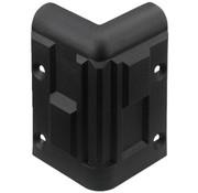 Monacor MZF-8512 Plastic Corner For Speaker Cabinets