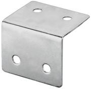 Monacor MZF-8508 Metal Corner | Large