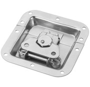 Monacor MZF-8112 Cadmium-Plated Butterfly Lock
