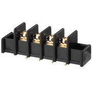 Monacor TBS-4/GO Gold-Plated Screw Terminals For PCB mounting