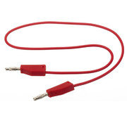 Monacor TLP-100/RT Test Lead | Red