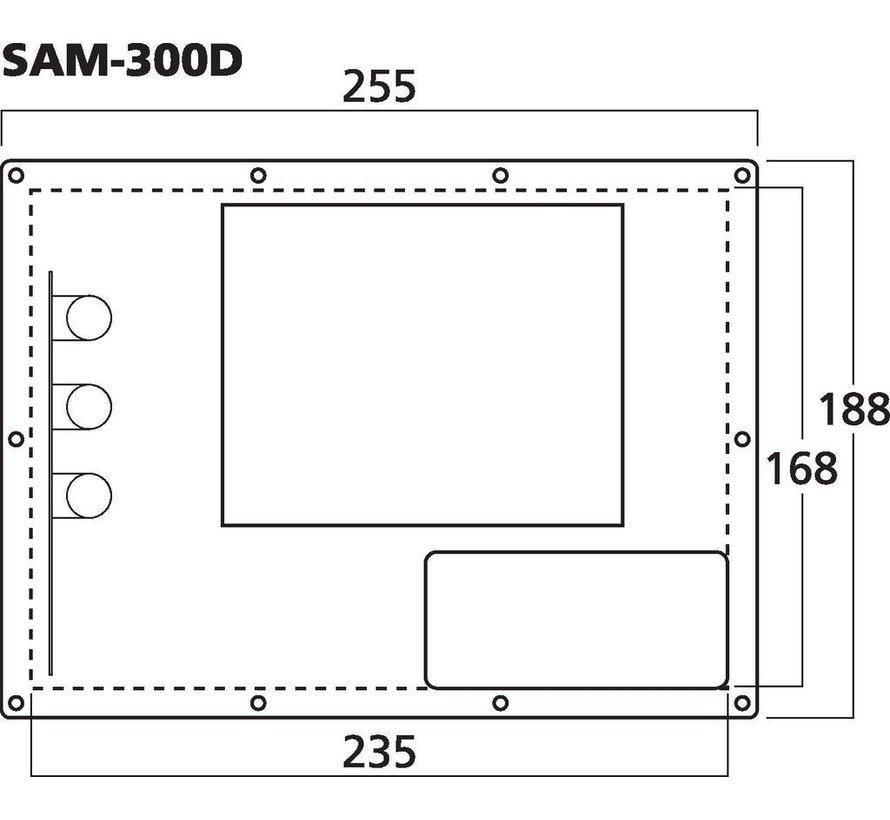 SAM-300D Class D 300W Active Subwoofer Module