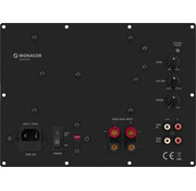 Monacor SAM-300D Subwoofer Plate Amplifier