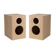 C-Note Knockdown Cabinet Pair