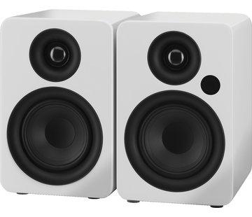 Monacor SOUND-4BT/WS | Active Monitors | Bluetooth