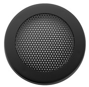 "Monacor Decorative Speaker Grill | Round Perforation | Sizes: 3"" to 12"""