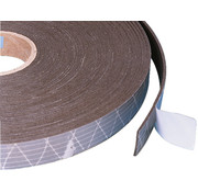 Monacor MDM-20 foam sealing tape | 2 x 20 mm | 20 m