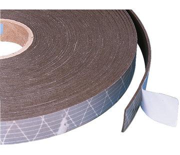 Monacor MDM-20 foam sealing tape | 2 x 20 mm | 20 m