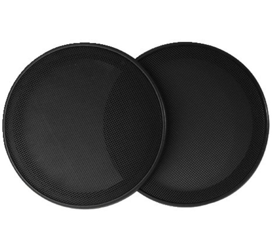 "CRB-100SGP Decorative Speaker Grill | 4"" | Pair"