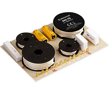 Monacor DN-10 3-Way Speaker Crossover 800/4,500 Hz