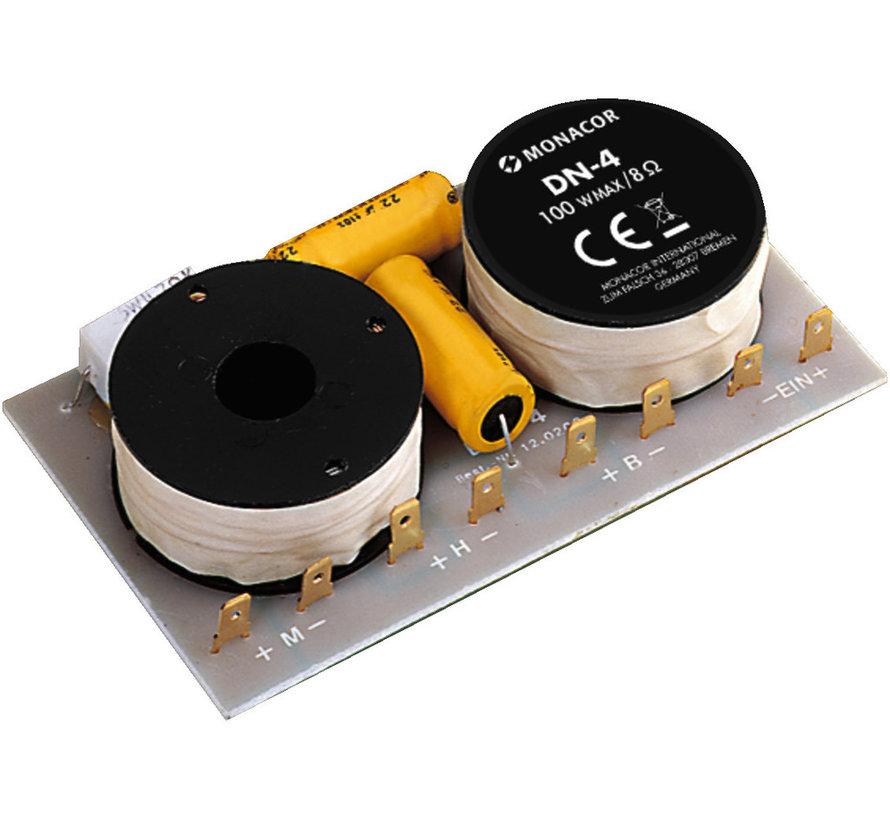 DN-4 3-Way Speaker Crossover 650/6,000 Hz