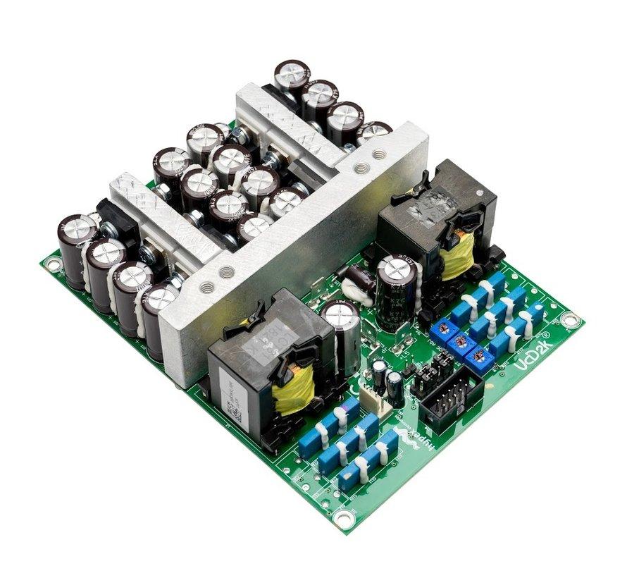 UcD2k 1x2000W Universal Class D Amplifier Module - Your favorite one