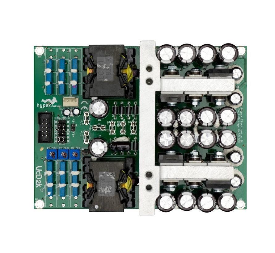 UcD2k 1x2000W Universal Class D Amplifier Module - Your
