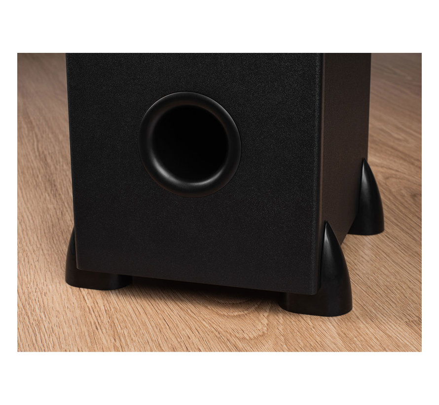 OP-4 Outrigger Speaker Spike Set with ABS Base 4 Pcs
