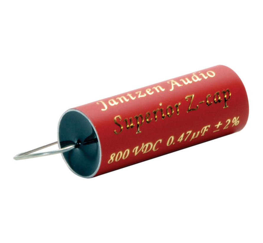 001-0518 | 0,47 µF | 2% | 800 V | Superior Z-Cap