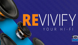 Reviseer uw Hi-Fi  met GRS!