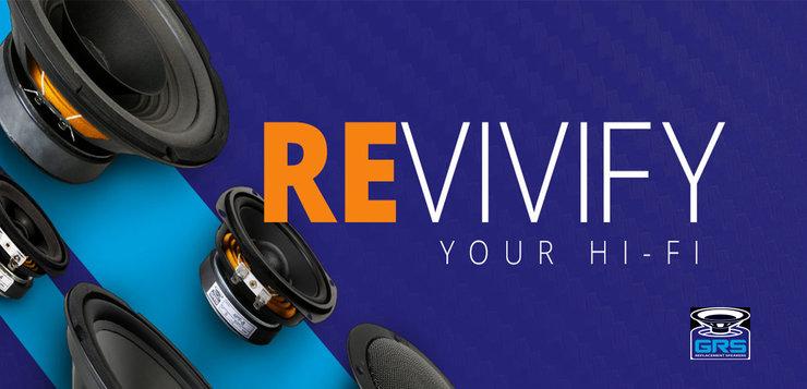 Revivify your HiFi mit GRS
