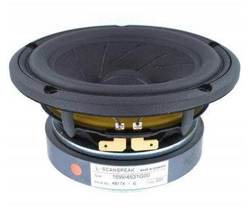 Scan-Speak Revelator 15W/4531G00 Bass-midwoofer