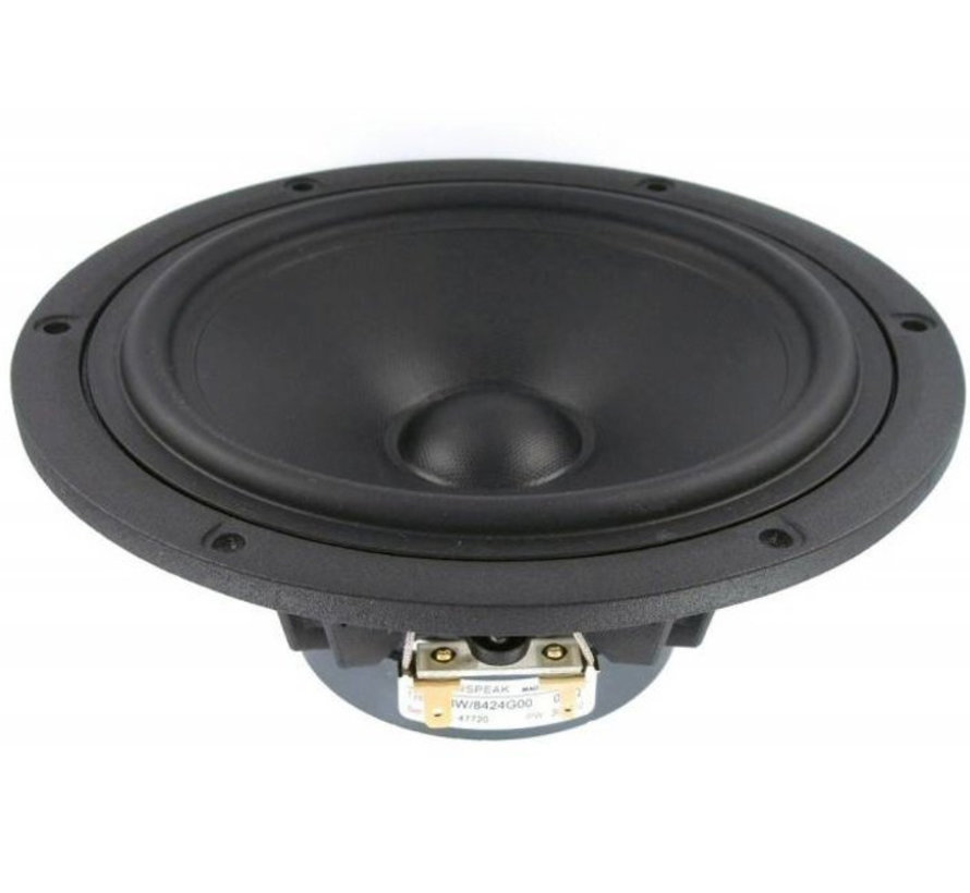 Scan Speak Discovery 18W//4424G00 7″ Mid-Woofer 4 ohm