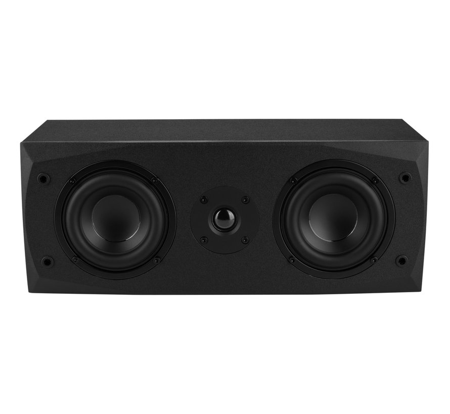 "MK442 Dual 4"" 2-Way Center Channel Speaker"