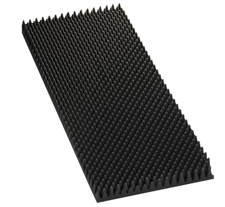 MDM-40 Speaker Wedge Moulded Foam Sheets | 40 mm