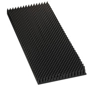 Monacor MDM-60 Speaker Wedge Moulded Foam Sheets | 60 mm