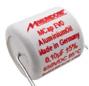 Mundorf MEO-0,10T5.650 | 0,10 µF | 5% | 650 V | Oil