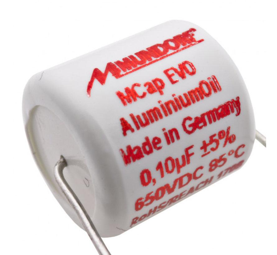 MEO-0,10T5.650 | 0,10 µF | 5% | 650 V | MCap EVO Oil capacitor