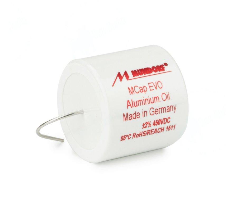 MEO-0,22T4.450   0,22 µF   4%   450 V   MCap EVO Oil capacitor