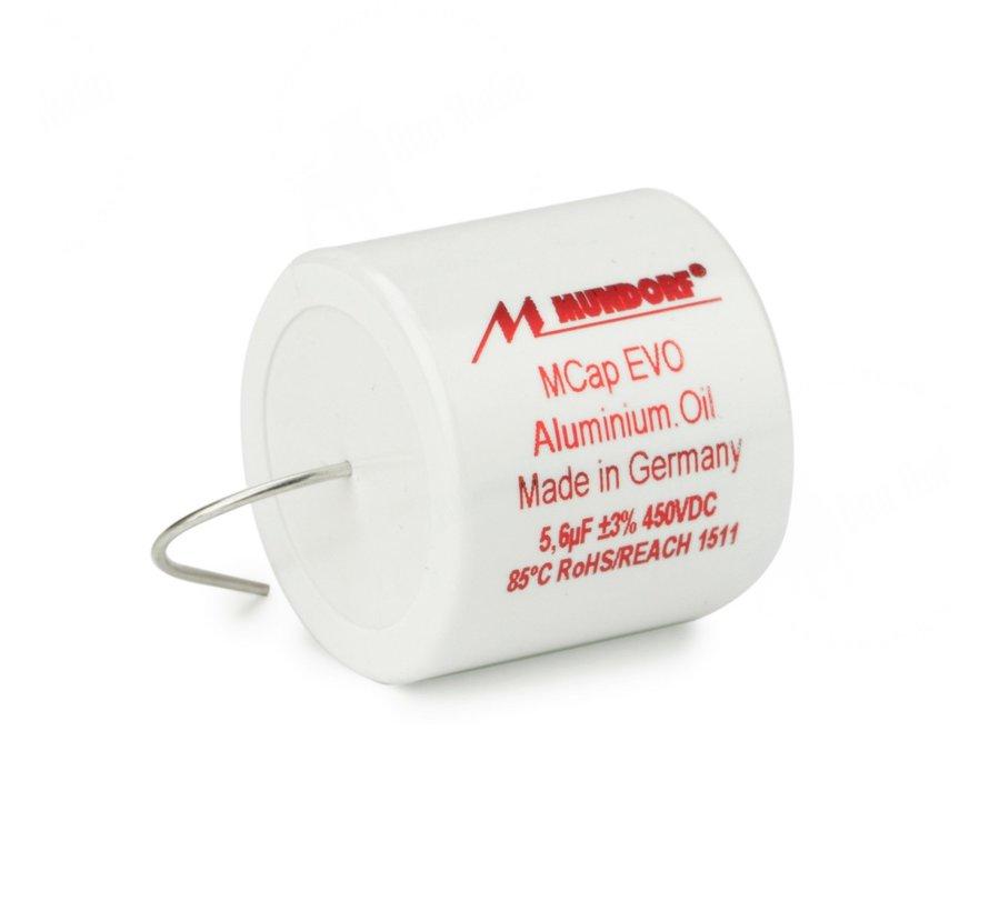 MEO-5,60T3.450 | 5,60 µF | 3% | 450 V | MCap EVO Oil capacitor