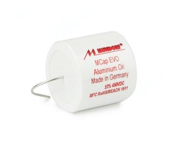 Mundorf MEO-18T3.450 | 18 µF | 3% | 450 V | Oil