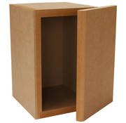 Denovo Audio Mini Bookshelf | 6,5 L | Flatpack
