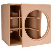 "Denovo Audio 18"" Ultimax | DIY Cabinet | Flatpack"