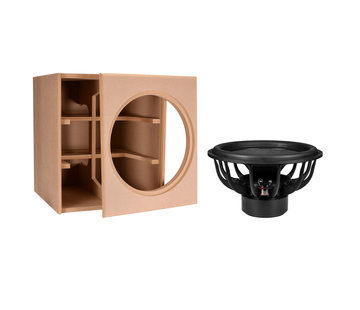 "Denovo Audio 18"" Ultimax 