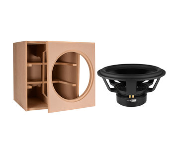 """Denovo Audio 18"""" Reference 