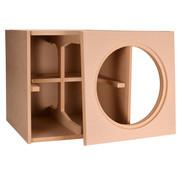 "Denovo Audio 15"" Reference | DIY Cabinet | Flatpack"