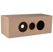 C-Note Center | DIY Cabinet | Flatpack
