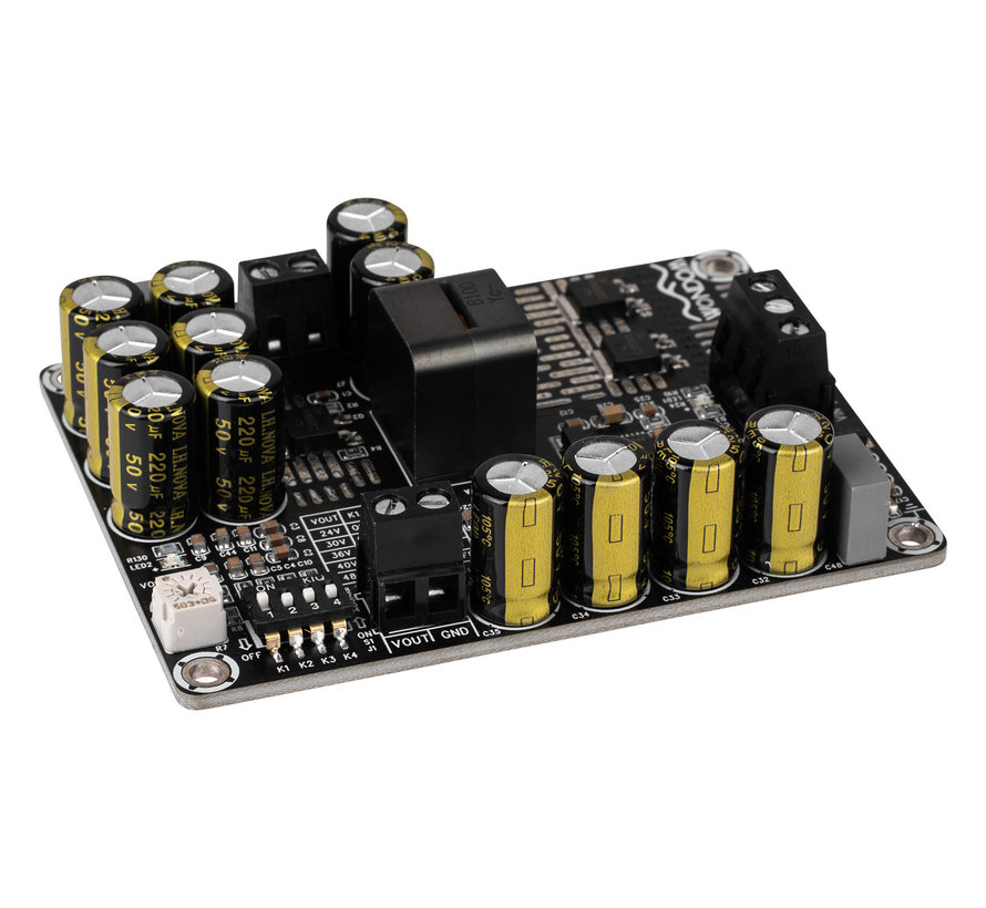 PS-SP12161 100W 12V DC/DC Boost Converter Voltage Step-Up Board Up to 48 DC